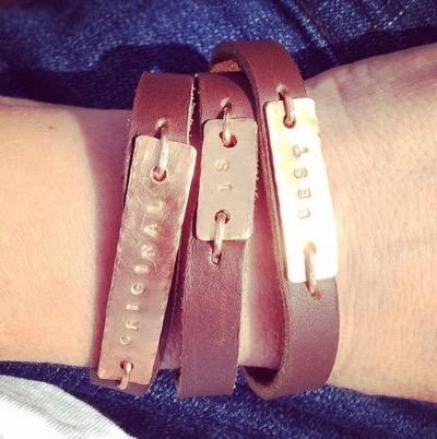 Nicole Curtis bracelet