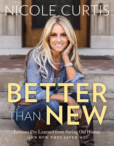 Nicole Curtis better than new bracelet
