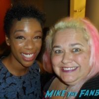 Samira Wiley fan photo rare promo orange is the new black