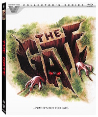 The Gate Logo Blu-ray