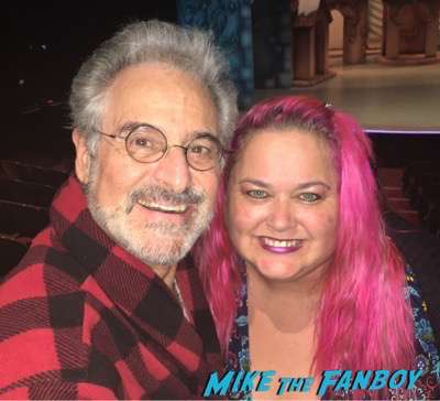 Barry Pearl fan photo now 2016 meeting fans rare