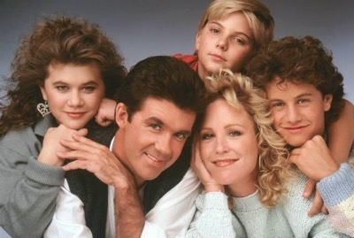 growing pains cast photo
