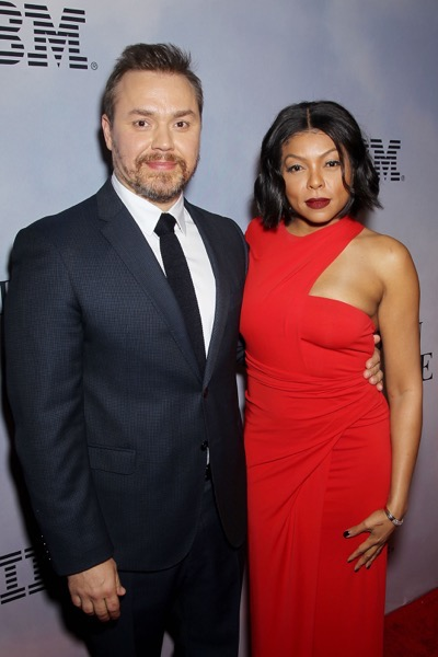 -  New York, NY - 12/10/16 - 20th Century Fox Celebrates 'HIDDEN FIGURES' with Special New York Screening Brought to you by IBM. -Pictured: Theodore Melfi (Director), Taraji P. Henson -Photo by: Marion Curtis/Starpix -Location: SVA Theater