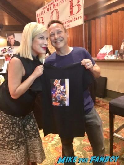 tori spelling meeting fans 90210 star now
