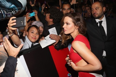 """Mexico City, Mexico - November 30,2016-  Kate Beckinsale attends the Mexico City Premiere for Screen Gems' """"UNDERWORLD: BLOOD WARS"""" at Cinemex Anatara Polanco"""