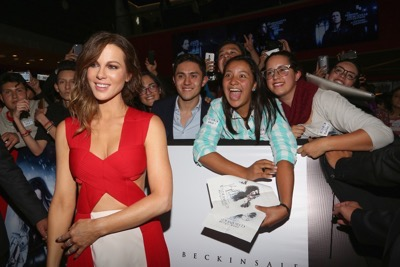 "Mexico City, Mexico - November 30,2016-  Kate Beckinsale attends the Mexico City Premiere for Screen Gems' ""UNDERWORLD: BLOOD WARS"" at Cinemex Anatara Polanco"