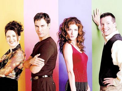 Will & Grace cast photo