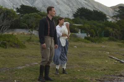 The Light Between oceans blu ray review