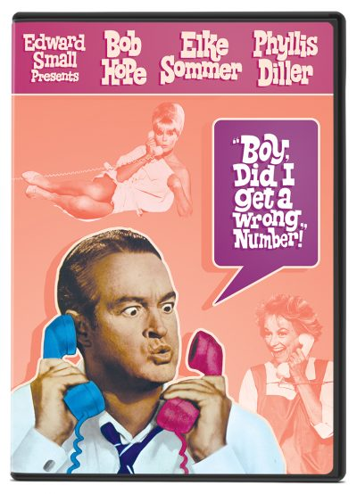 Boy, Did I Get a Wrong Number! (1966) dvd