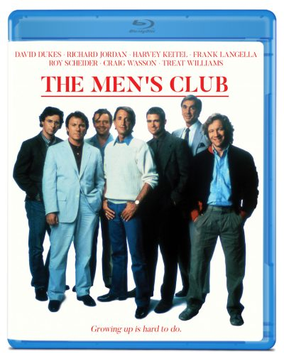 The Men's Club Blu-ray