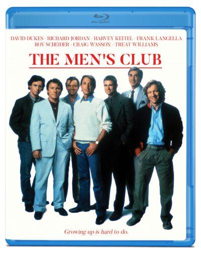 The Men's Club Blu-ray