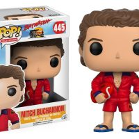 Mitch Buchanan Pop Vinyl baywatch