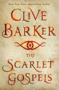 Clive Barker Signed book
