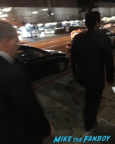 Denzel Washington Signing Autographs Fences q and a 3