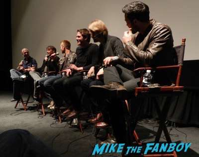 Everybody wants some q and a 2