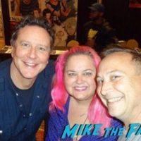 Judge Reinhold fan photo selfie now 2017 1