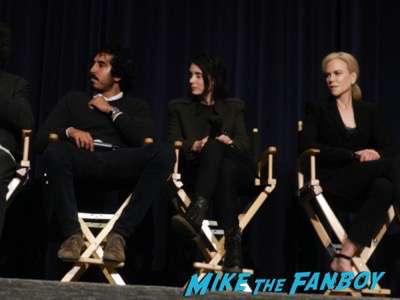 Lion q and a meeting Nicole Kidman 1
