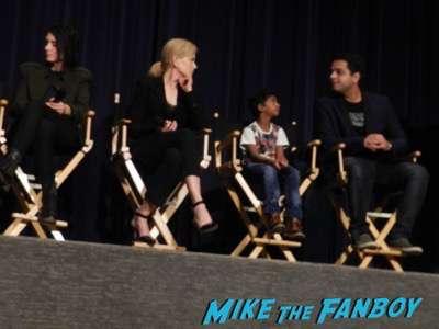 Lion q and a meeting Nicole Kidman 1Lion q and a meeting Nicole Kidman 1