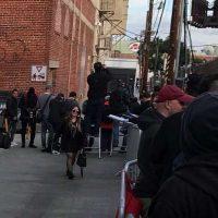 Matthew McConaughey and Milla Jovovich dissing fans jimmy kimmel live 1