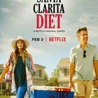 Santa Clarita Diet poster key art one sheet drew barrymore 1