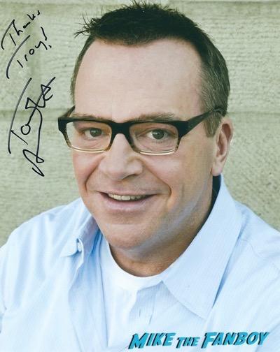 arnold_tom signed autograph psa