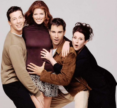 Renewals! Will & Grace Is Back! NBC Just Signed Up For A Ninth Season Of The Classic Series!