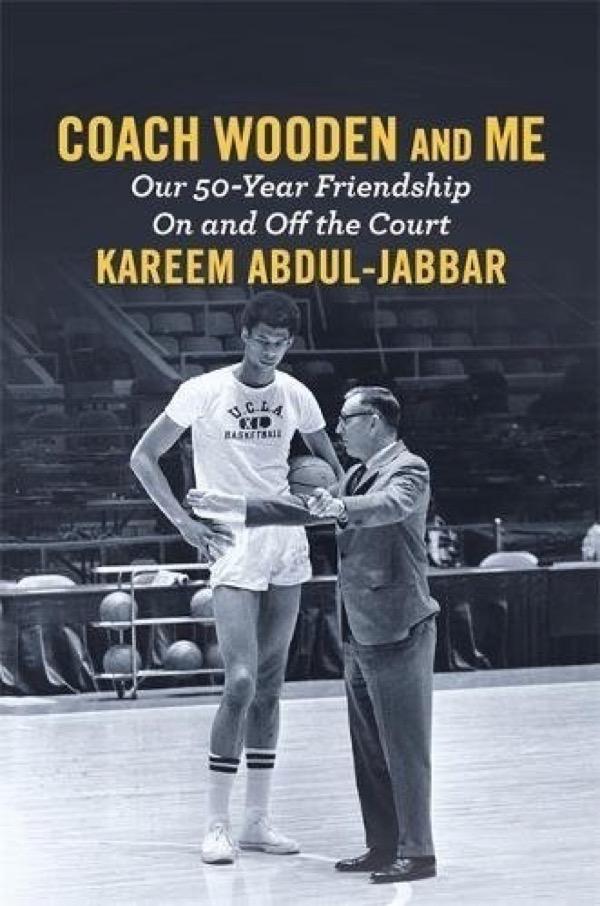 Kareem Abduhl Jabar signed book