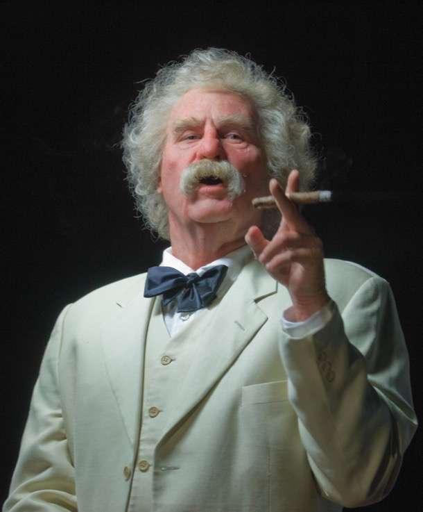 Val Kilmer Mark Twain