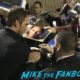 Chris Pratt signing autographs Jimmy Kimmel Live 2017 meeting fans 23