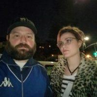 Evan Rachel Wood meeting fans selfie nice james marsden 10