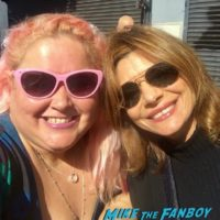 laura san giacomo meeting fans Just shoot me cast now 2017 3laura san giacomo meeting fans Just shoot me cast now 2017 3
