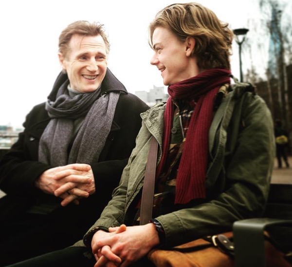Love Actually Sequel first look liam neeson 1