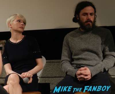 Manchester by the sea q and a michelle williams 2