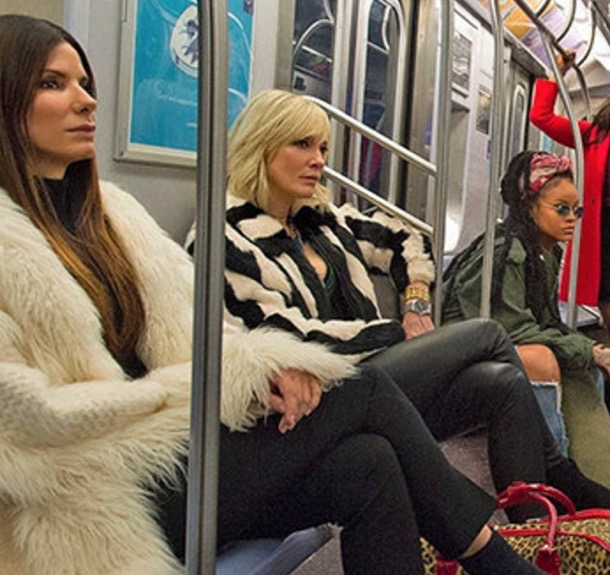 Ocean's Eight sneak peak first look