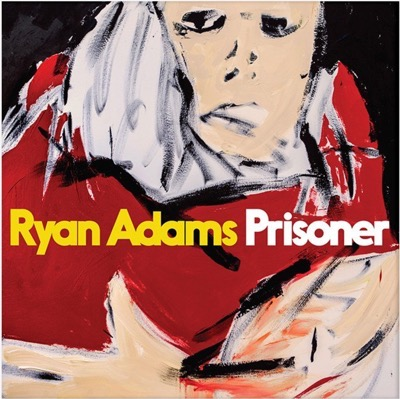 Ryan Adams signed cd prisoner