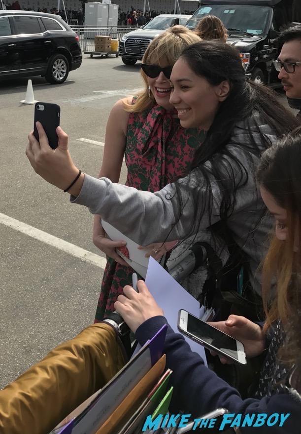 Natasha Lyonne signing autographs Spirit Awards Signing Autographs 2017 ruth nega orlando bloom 22