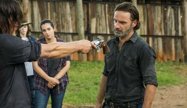 The Walking Dead Season 7 Episode 9 review 1