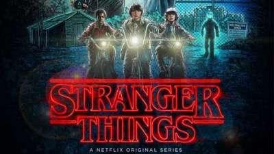 netflix stranger things poster