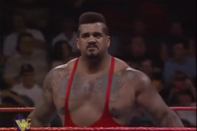 Charles Wright WWE