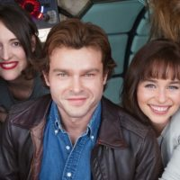 First Look! The Cast Of The Han Solo Stand Alone Film! Alden Ehrenreich! Woody Harrelson! Emilia Clarke! And More!