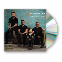 the cranberries something else signed cd 31712