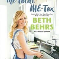 The Total ME-Tox By Beth Behrs signed autograph