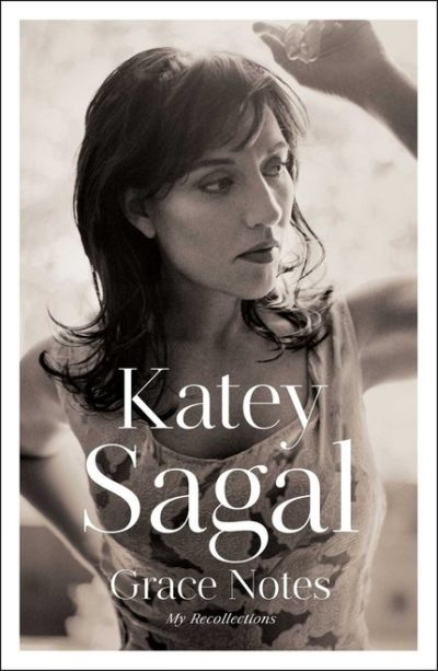 Katey Sagal signed autograph book