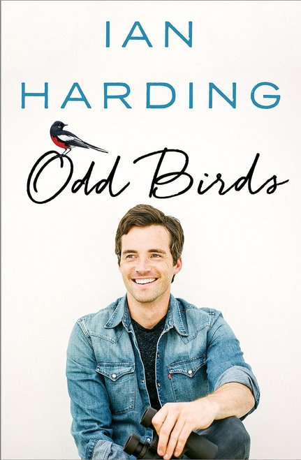 This hardcover edition of Odd Birds is autographed by Ian Harding.