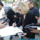 Judith Light signing autographs god looked away pasadena playhouse 13