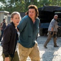 Austin Amelio as Dwight- The Walking Dead _ Season 7, Episode 11