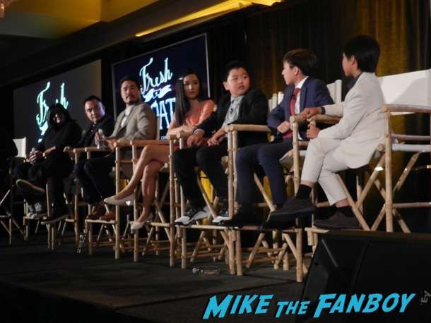 Fresh Off The Boat FYC Q and a 1