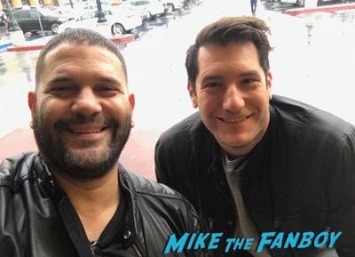 Guillermo Díaz meeting fans selfie signing autographs weeds scandal 2