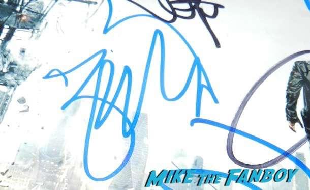 zachary quinto signed autograph star trek poster psa zachary quinto signed autograph star trek poster psa