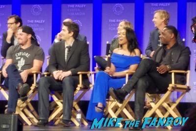 Paleyfest 2017: The Heroes & Aliens Panel